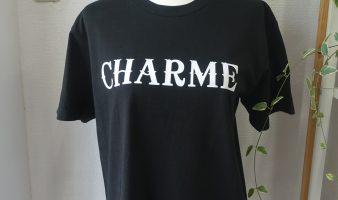 CHARM様Tシャツ